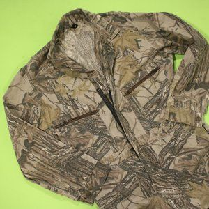 Camo Coveralls Camouflage Vintage Liberty Size Med
